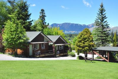Greenacres Alpine Chalets, Hanmer Springs, New Zealand ...