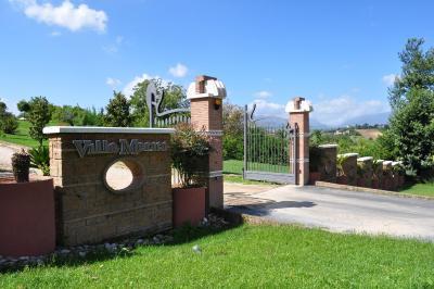Villa Merici San Leucio Benevento