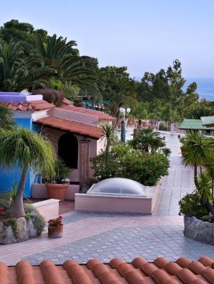 Hotel Carlo Magno Ischia Booking