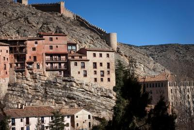 Hotel Albarracín fotografía