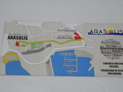 Imagen del Albergue Arasolis