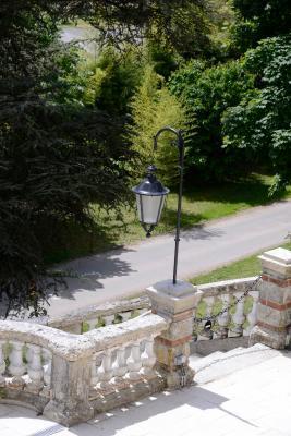 Art hotel france rochecorbon for Le jardin vouvrillon