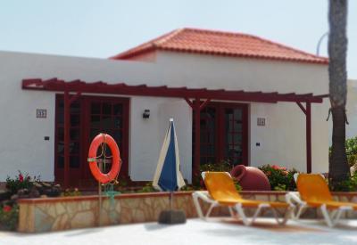 Bonita foto de Bungalows Castillo Beach