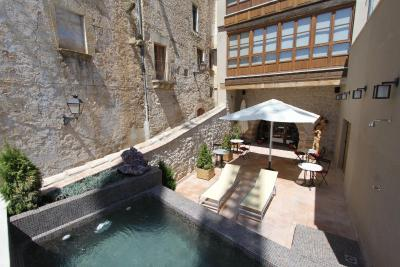 Imagen del Hotel del Sitjar