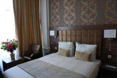 Room photo 16010518 from Aadam Hotel Wilhelmina in Amsterdam