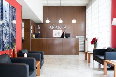 Bonita foto de Hotel Aranea