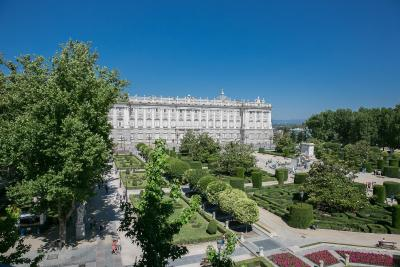 Guesthouse hostal central palace madrid spain Best hotels in central madrid