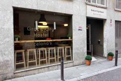 Bonita foto de Gràcia City Hostel
