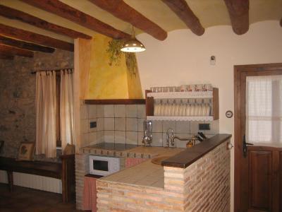 Bonita foto de Casa L'Apargatero