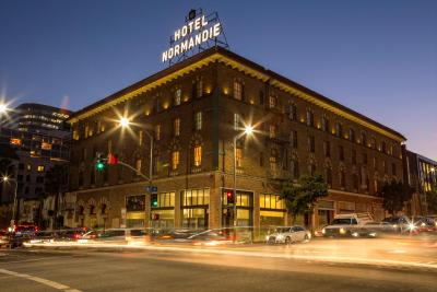 Hotel normandie la los angeles usa for Boutique hotel normandie