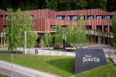 Terme olimia sotelia pod etrtek slovenia for Wellness hotel slovenia
