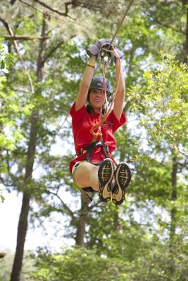 Callaway resort gardens pine mountain ga for Callaway gardens treetop adventure