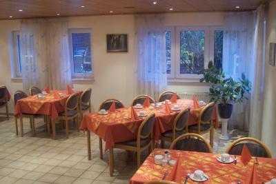 Hotel Garni Zur Bergstrasse Deutschland Zwingenberg Bookingcom
