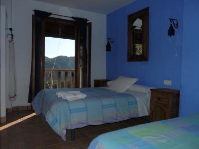 gran imagen de Alojamientos rurales Cortijo del Norte al sur de Granada
