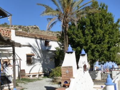 Imagen del Alojamientos rurales Cortijo del Norte al sur de Granada