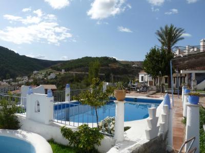Alojamientos rurales Cortijo del Norte al sur de Granada