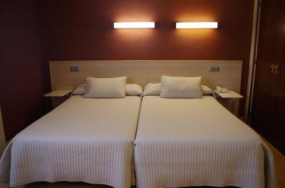 Hotel Alaiz foto