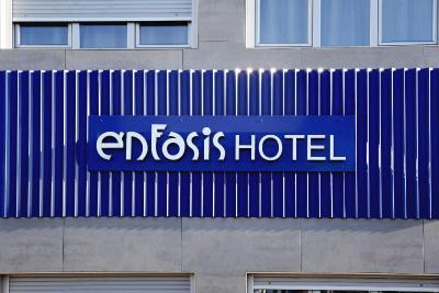 Foto del Énfasis Hotel