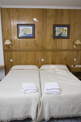 Hotel Restaurante Prado foto