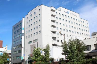 Court Hotel Asahikawa (旭川庭院酒店)