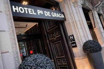 Hotel Paseo de Gracia foto