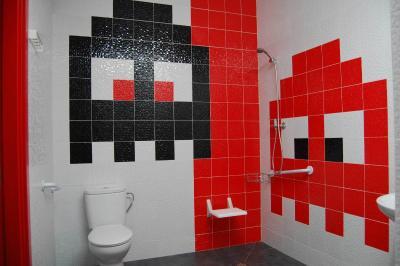 Bonita foto de Botxo Gallery - Youth Hostel Bilbao