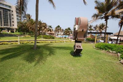 King fahd palace hotel s n gal dakar for Le jardin almadies