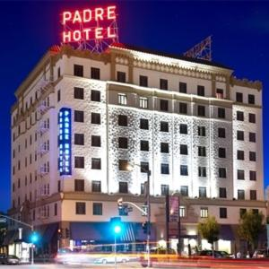 Image Of The Property Padre Hotel Bakersfield