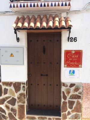 Casa de Campo Casa las tres Conchas (Espanha Yunquera ...