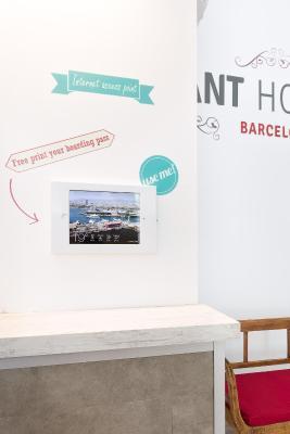 Imagen del Ant Hostel Barcelona