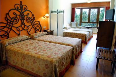 gran imagen de Hotel Abeiras