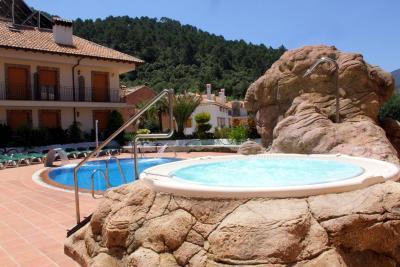 Bonita foto de Hotel Balneario Parque de Cazorla