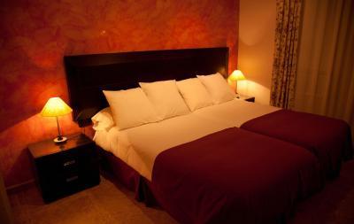 Hotel Alfonso IX fotografía