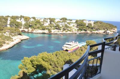 Bonita foto de Hotel Cala Ferrera