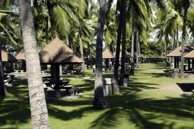 San Fabian Pta Beach Resort Mabilao Philippines