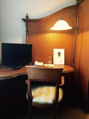 Hotel Goldner Lowe Bad Kostritz