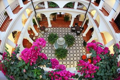 Hotel La Fonda foto