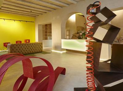 Imagen del Hotel Galería Essentia