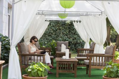 gran imagen de Hotel Balneario Parque De Alceda