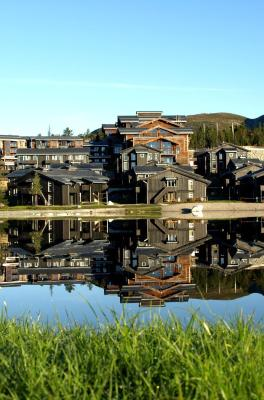 Spa Hotell Norge Fjellet