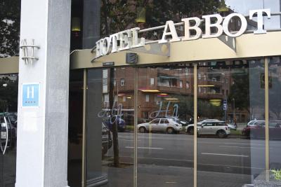 Bonita foto de Hotel Abbot