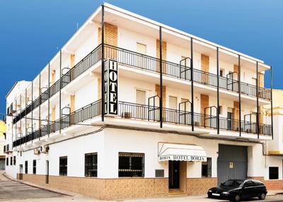 Hotel Borja foto