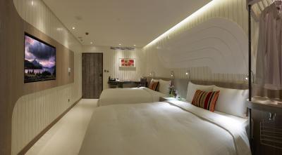 photo of 峻美商旅(Beauty Hotels-Hotel Bnight) | 台灣台北市
