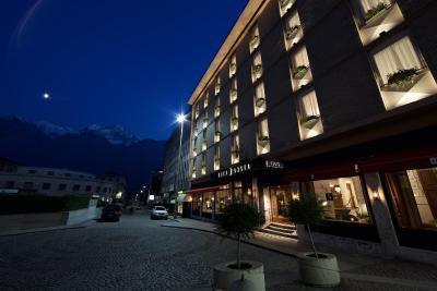 Duca D'Aosta Hotel, Italie