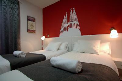 Imagen del Hostel Artistic Barcelona