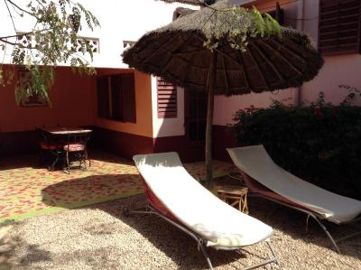 Bed breakfast baobab belge senegal saly portudal for Personeel decor tunesie