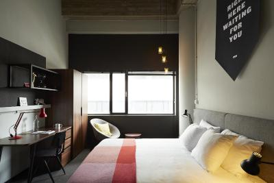 The Student Hotel Amsterdam City Pays Bas Amsterdam