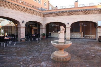 Hotel Restaurante El Colono fotografía