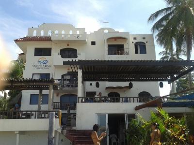 Hotel y quinta minas m xico los ayala for Bungalows villas del coral los ayala