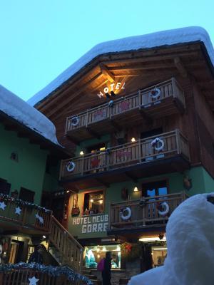 Hotel meubl gorret breuil cervinia avec des avis for Hotel meuble gorret